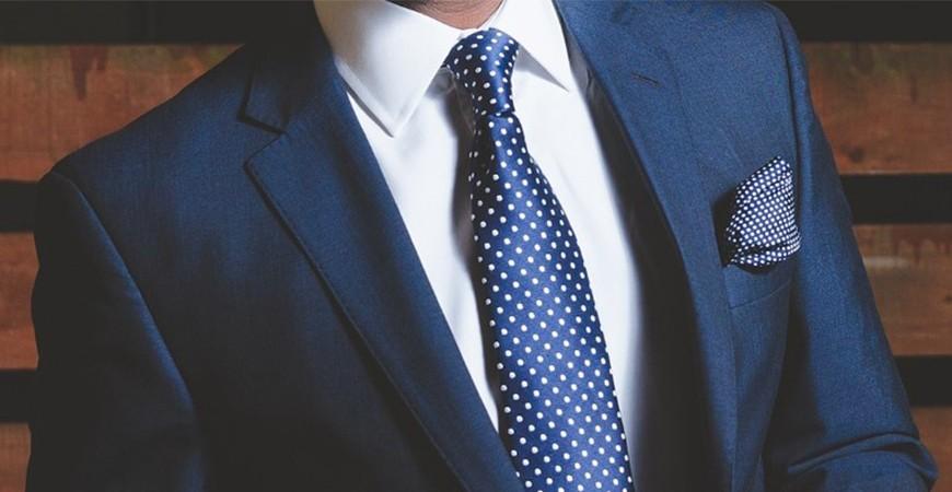 آموزش 6 مدل گره کراوات برای آقایان