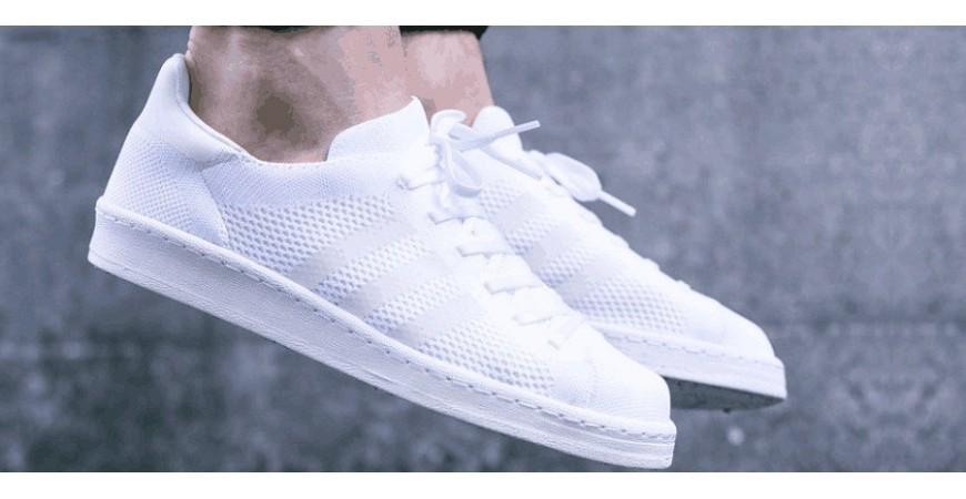 5 راهکار برای تمیز نگه داشتن کفش اسنیکرز سفید