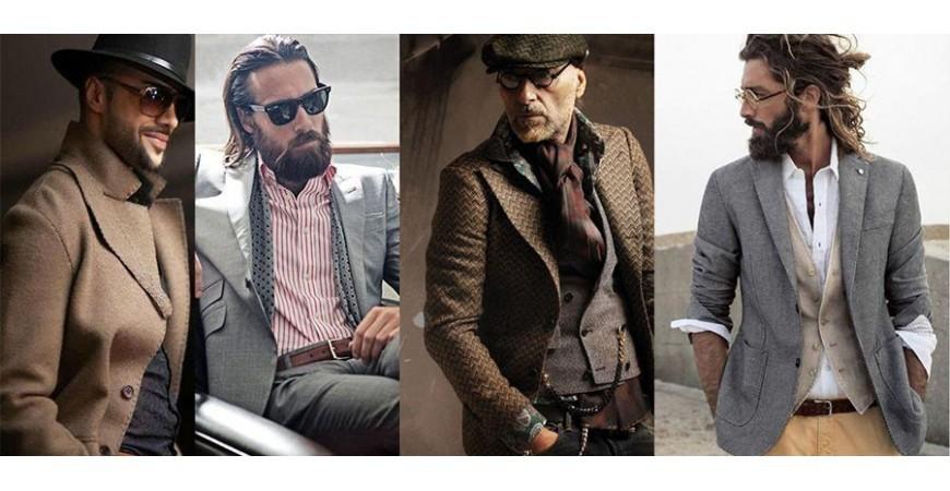 مردان خوش تیپ چگونه لباس میپوشند؟؟؟