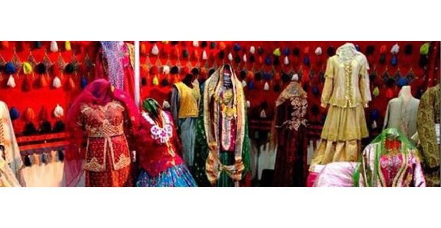 انواع پوشش سنتی مردان و زنان ایرانی
